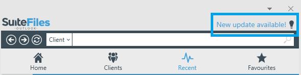 Outlook Add-in Update-1